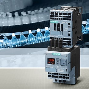 Новое реле Siemens Sirius 3RR24